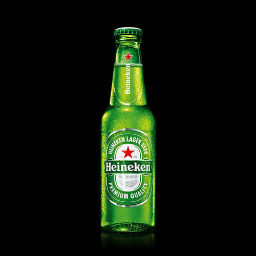 Pure Malt Lager Beer Heineken 250 ML (6 pack)