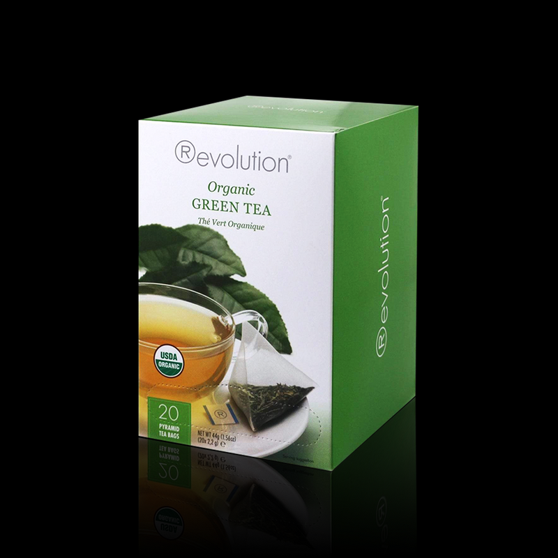 Green tea organic Revolution 44 g