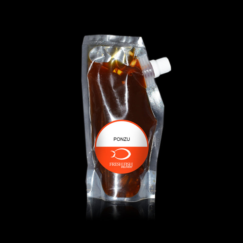 Salsa Ponzu Fresh Fish 200ml
