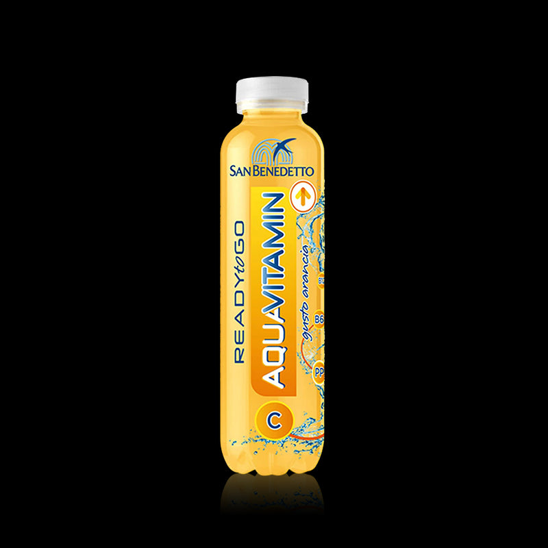 Aquavitamin Naranja San Benedetto 400 ml