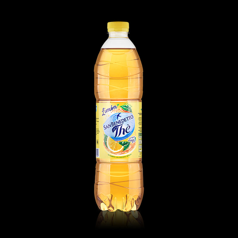 Lemon Tea San Benedetto 1.5 L
