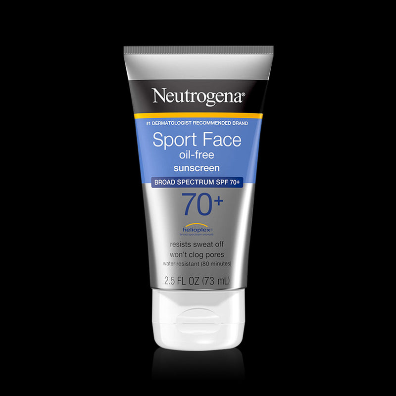 Sport Face Broad Spectrum Spf 70 Neutrogena 73ml