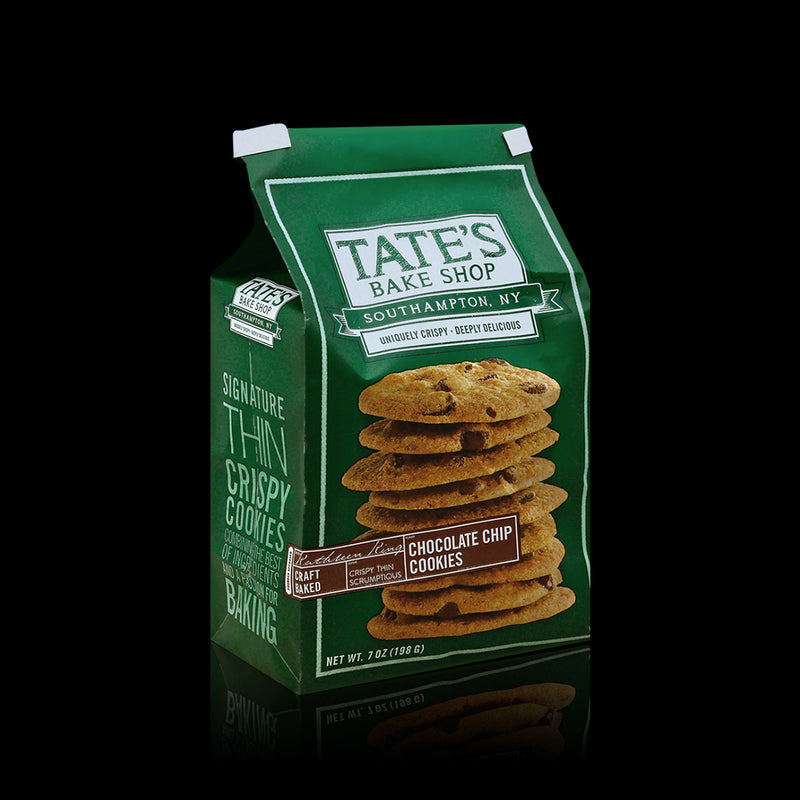 Chocolate chips cookies tates 198 g