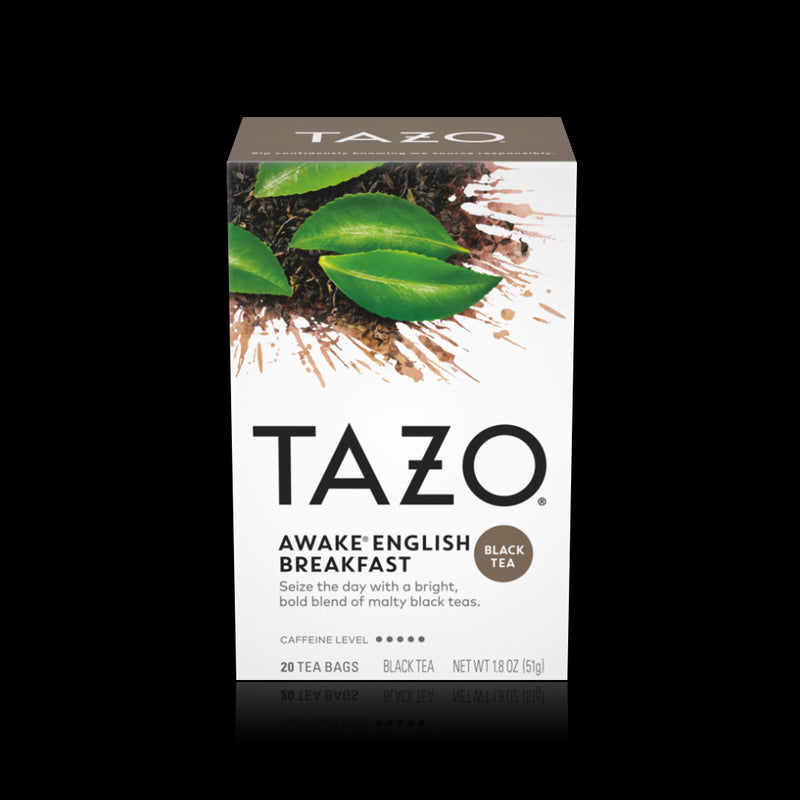 Awake english breakfast black tea tazo 51 g