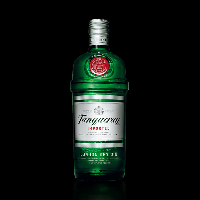 Tanqueray Imported London Dry Gin 1 L