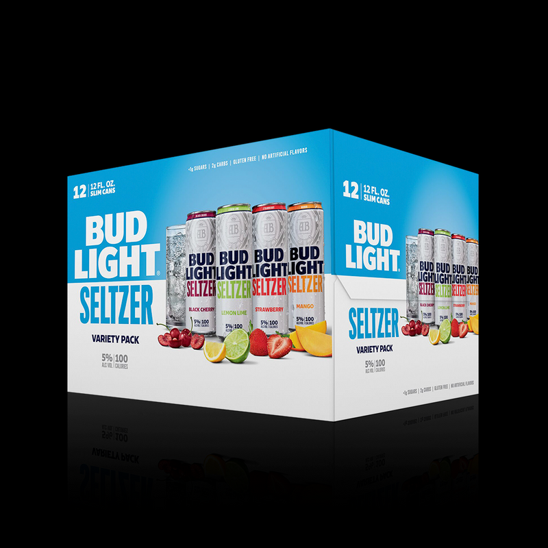 Variety Pack Bud Light Seltzer 12 cans