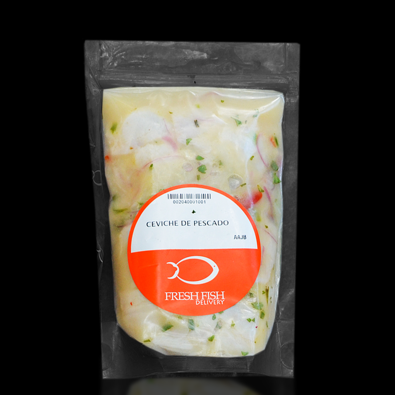 Ceviche de Pescado Fresh Fish 400ml