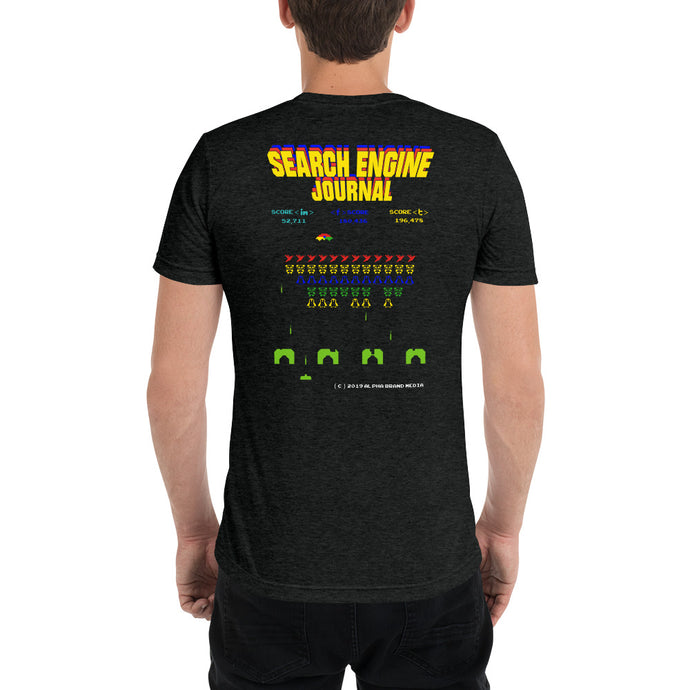 SEO Invaders Inspired Vintage SEJ Short-Sleeve Unisex T-Shirt