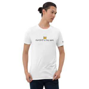 Content is Still King Unisex T-Shirt (Double-sided)