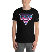 Load image into Gallery viewer, 80s Retro SEO Unisex T-Shirt