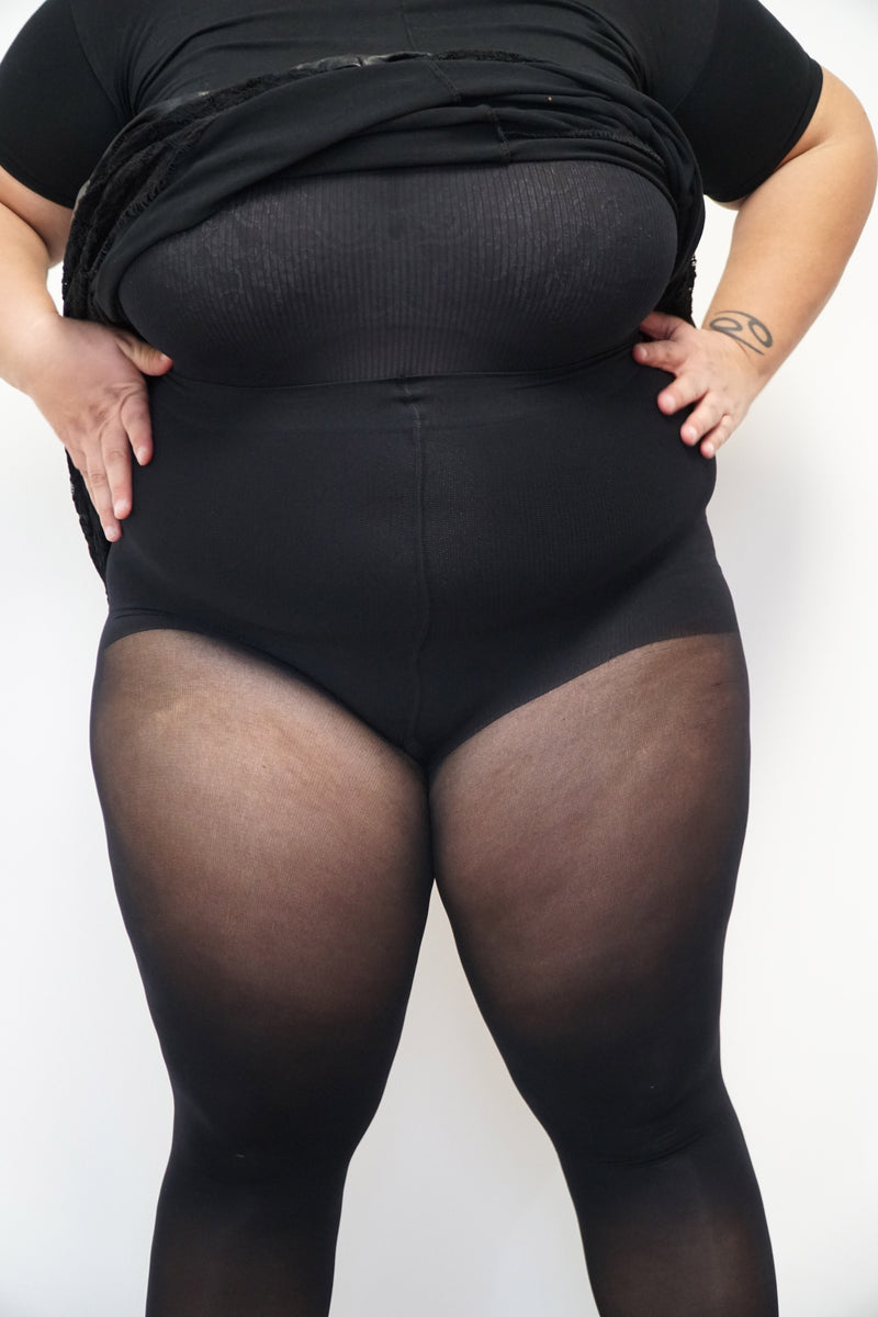 MS SHAPE Bums n Tums Control Tights - Plus 2 Free Single Protective MASKS