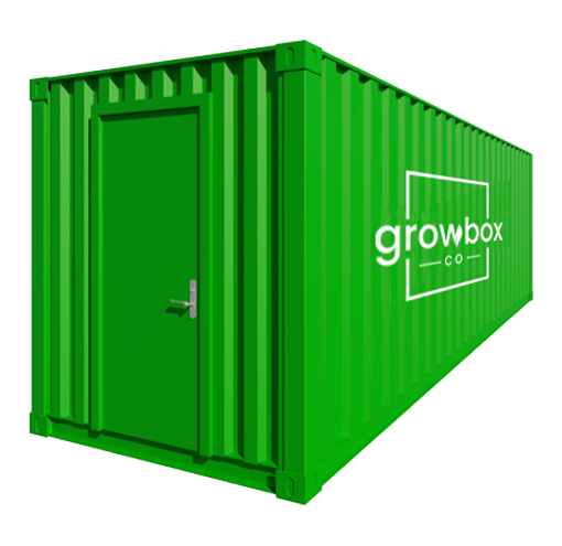 Standard 20 Ft Grow Box