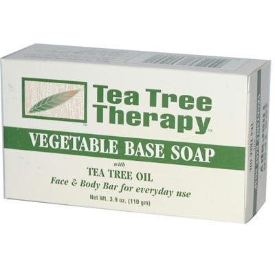 Tea Tree Therapy Tea Tree Vegetable Soap (1x3.9 Oz)