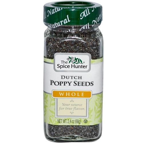 Spice Hunter Dutch Poppy Seeds (6x2.4 Oz)