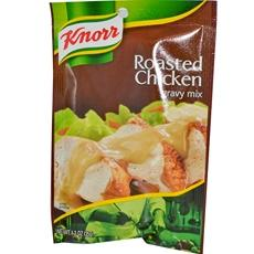 Knorr Roasted Chicken Gravy Mix (12x1.2oz)