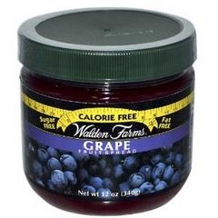 Walden Farms Grape Fruit Spread (6x12 Oz)