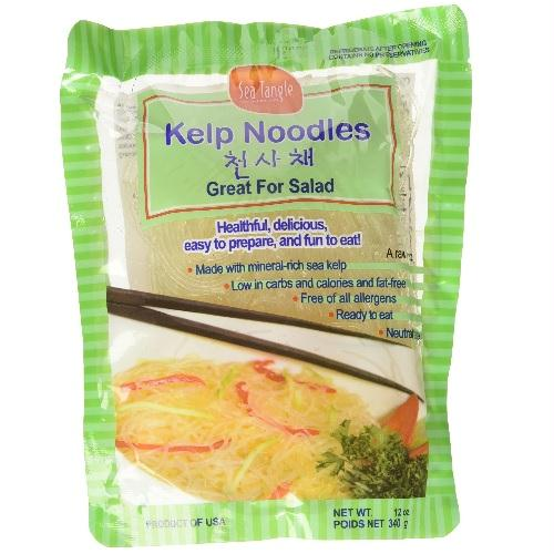 Sea Tangle Noodle Company Sea Tangle Kelp Noodles (12x12 Oz)