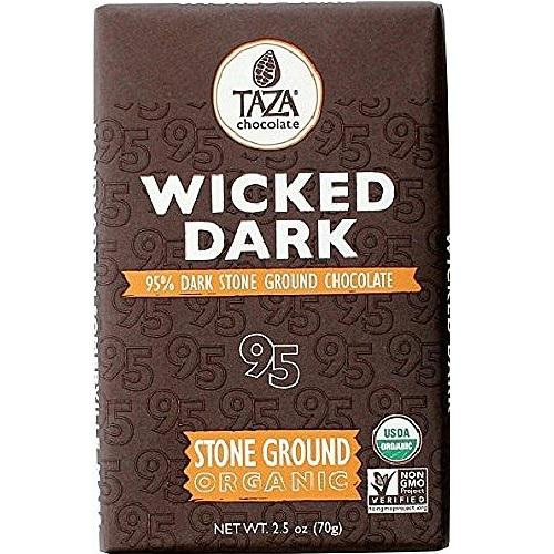 Taza Wicked Dark Chocolate (10x2.5 Oz)