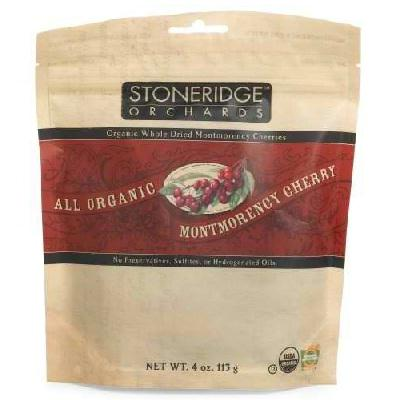 Stoneridge Orchards Whole Drd Chry (6x4oz )