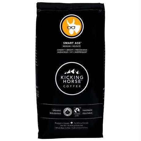 Kicking Horse Whole Bean Coffee Smartass (6x10 Oz)