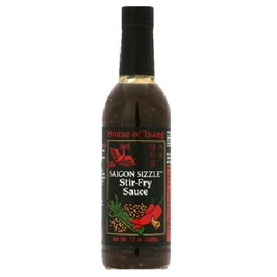 House Of Tsang Saigon Sizzle Sauce (6x12oz )