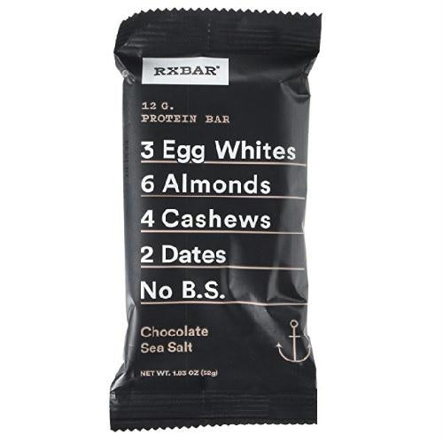 Rxbar Chocolate Sea Salt (12x1.83 Oz)