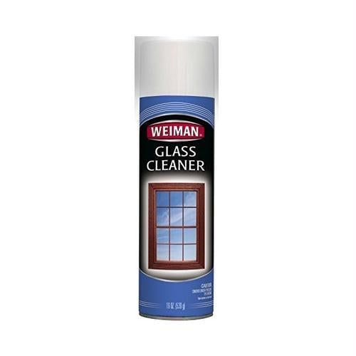 Weiman Glass Cleaner Aerosol   (6x19 Oz)