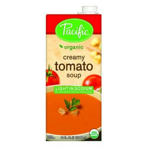 Pacific Natural Foods  Pnf Creamy Tomato Soup (12x8 Oz)