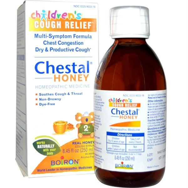 Boiron Children's Chestal Honey (1x6.7 Oz)