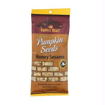 Harvest Roast Honey Sesame Pumpkin Seeds (12x2 Oz)