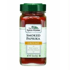 Spice Hunter Smoked Ground Paprika (6x1.8oz )