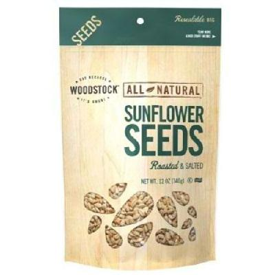 Woodstock Sunflower Seed Rs (8x12oz )