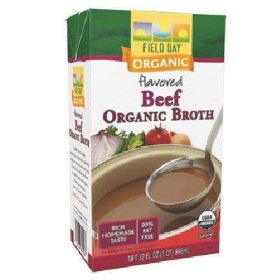 Field Day Beef Broth (12x32oz )
