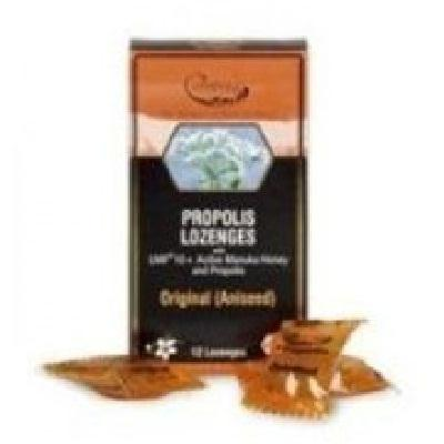 Pacific Resources Intl Propolis Loz Original (1x20 Ct)