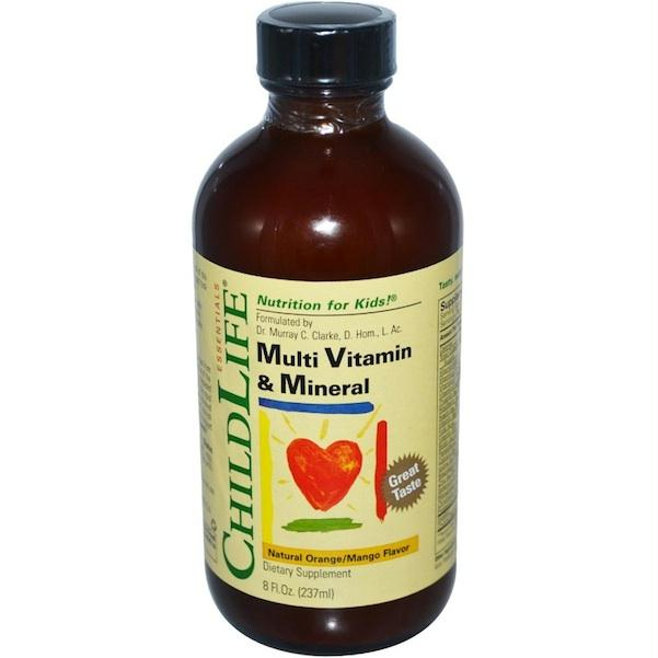 Childlife-nutrition For Kids Multi Vitamin (1x8oz )
