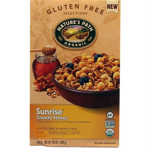 Nature's Path Sunrise Crunchy Honey (12x10.6 Oz)
