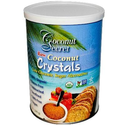 Coconut Secret Raw Coconut Crystls (12x12oz )