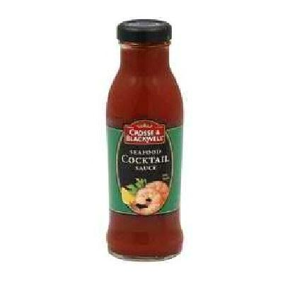 Crosse & Blackwell Seafood Cockettle Sauce (6x12oz )