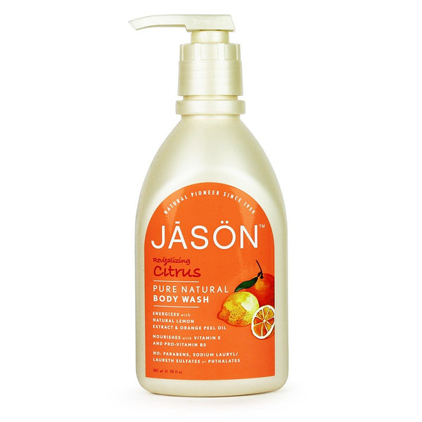 Jason's Citrus Satin Body Wash (1x30 Oz)