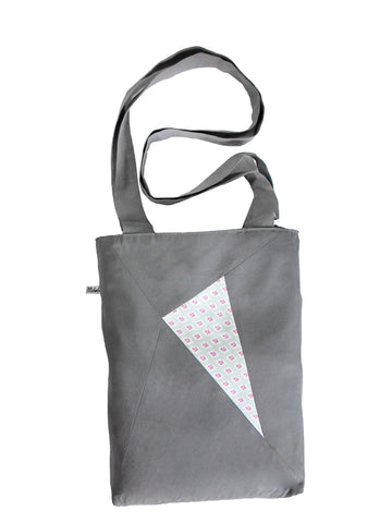 DIAMOND GRAU HANDTASCHE - Allisbird