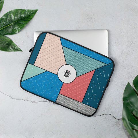LAPTOP HÜLLE | LAPTOP SLEEVE COLORFUL PATTERN