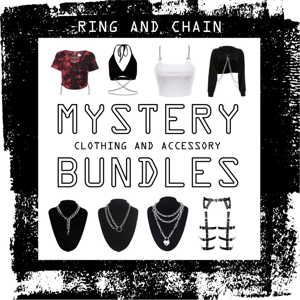 NEW MYSTERY BUNDLES