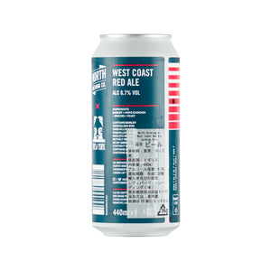 West Coast Red Ale 6.7% 44cl