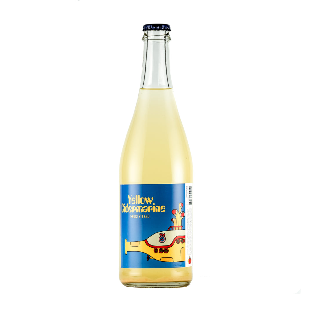 Yellow cidermarine 2018 5.0% 75cl