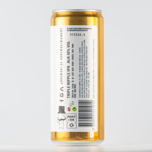 Triple Nipple IIPA 10% 33cl