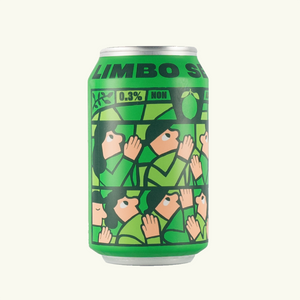 Limbo Series Lime 0.3% 33cl