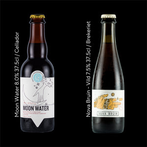 【Sour Set - テーマ Grape】Cellador Ales (US) & Brekeriet (Sweden)