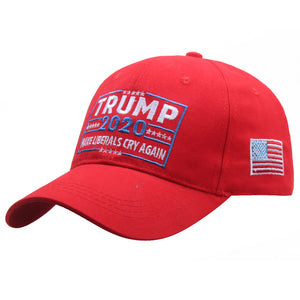 Trump 2020 Cap (Make Liberals Cry Again)