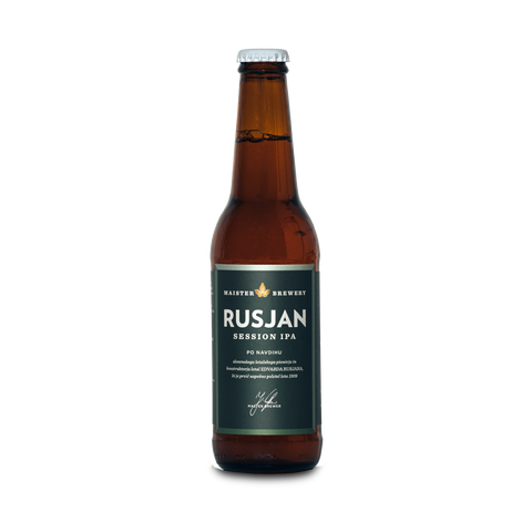 RUSJAN Session IPA