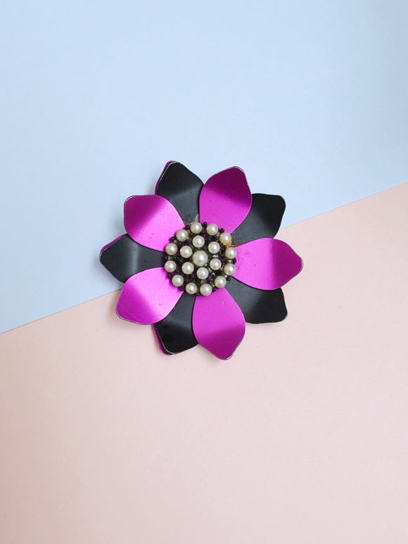 The Dahlia brooch